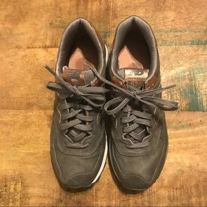 New Balance | 574 Sneakers, Size 7